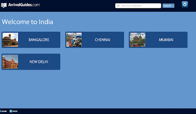 Arrival Guides to Go Travel Guide App Review Intel Destination India