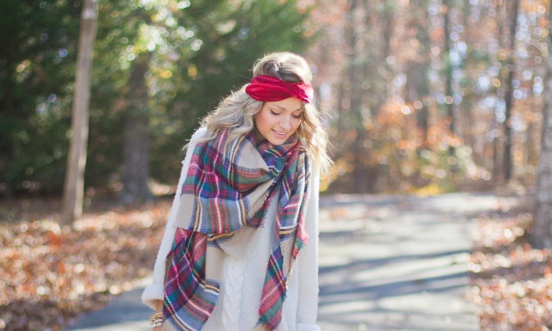 Crisp Air & Blanket Scarves
