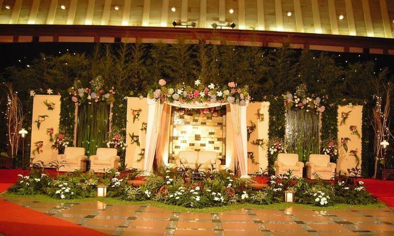 dekorasi pernikahan - dekorasi pelaminan pengantin