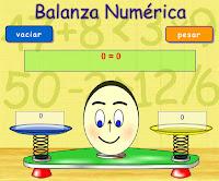 http://www3.gobiernodecanarias.org/medusa/contenidosdigitales/programasflash/Matematicas/Operaciones/Balanza/balanza.swf