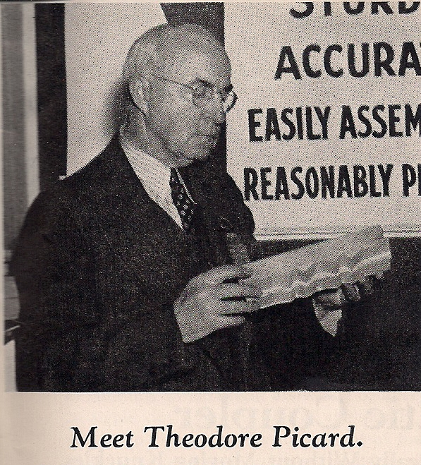Theodore A. Picard