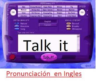 Descargar para pronunciacion