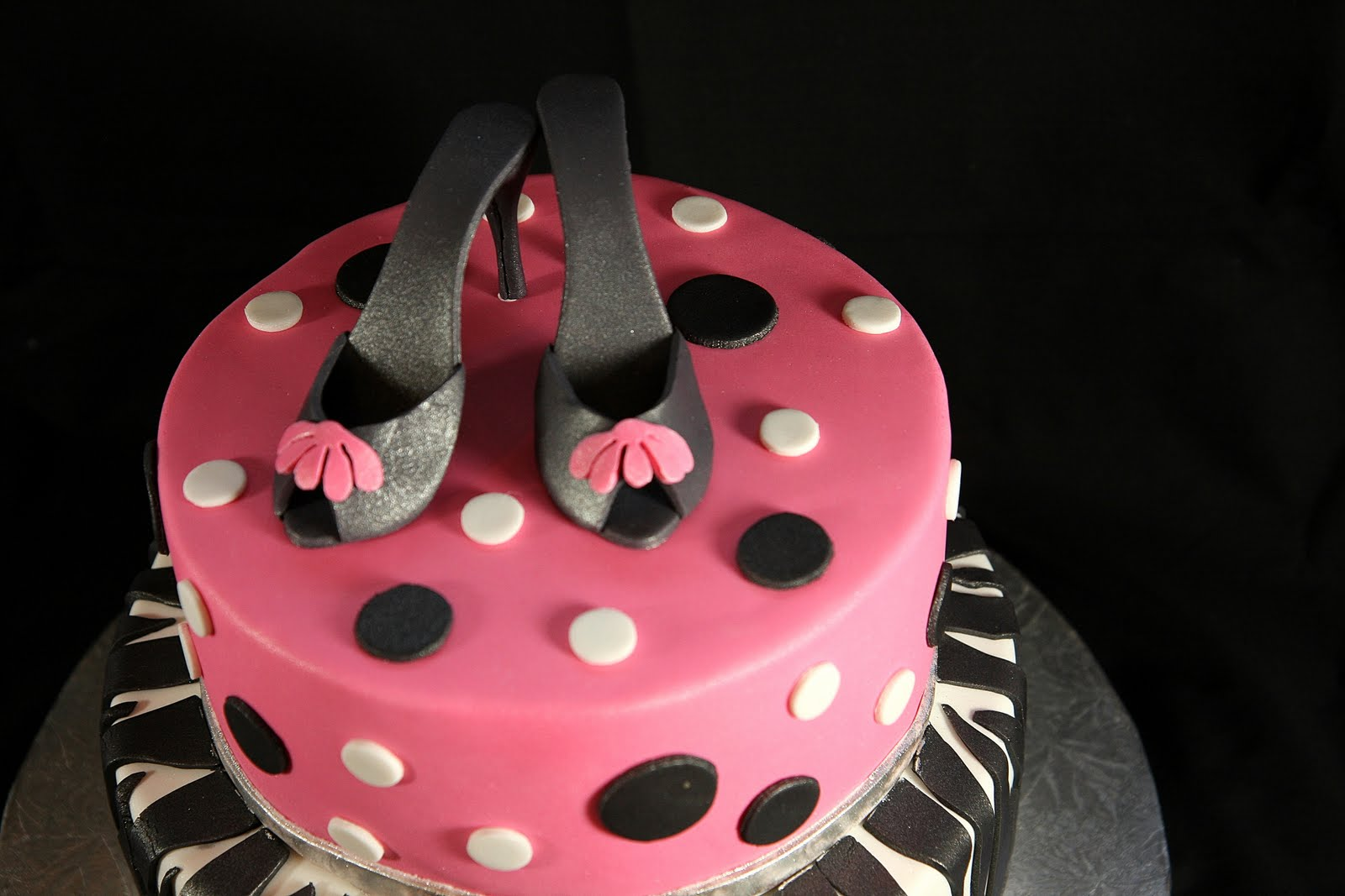 Another Girly Birthday Cake Cakes N Goodies