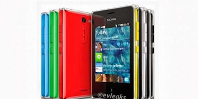Nokia Asha 500, 502, dan 503