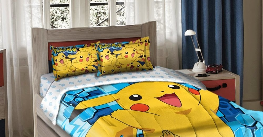 Bedroom decor ideas and designs pokemon themed bedroom for B and q bedroom ideas