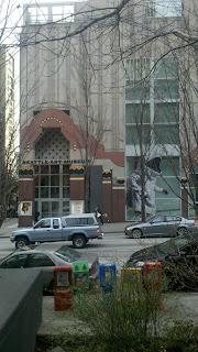 Seattle Art Museum east facade