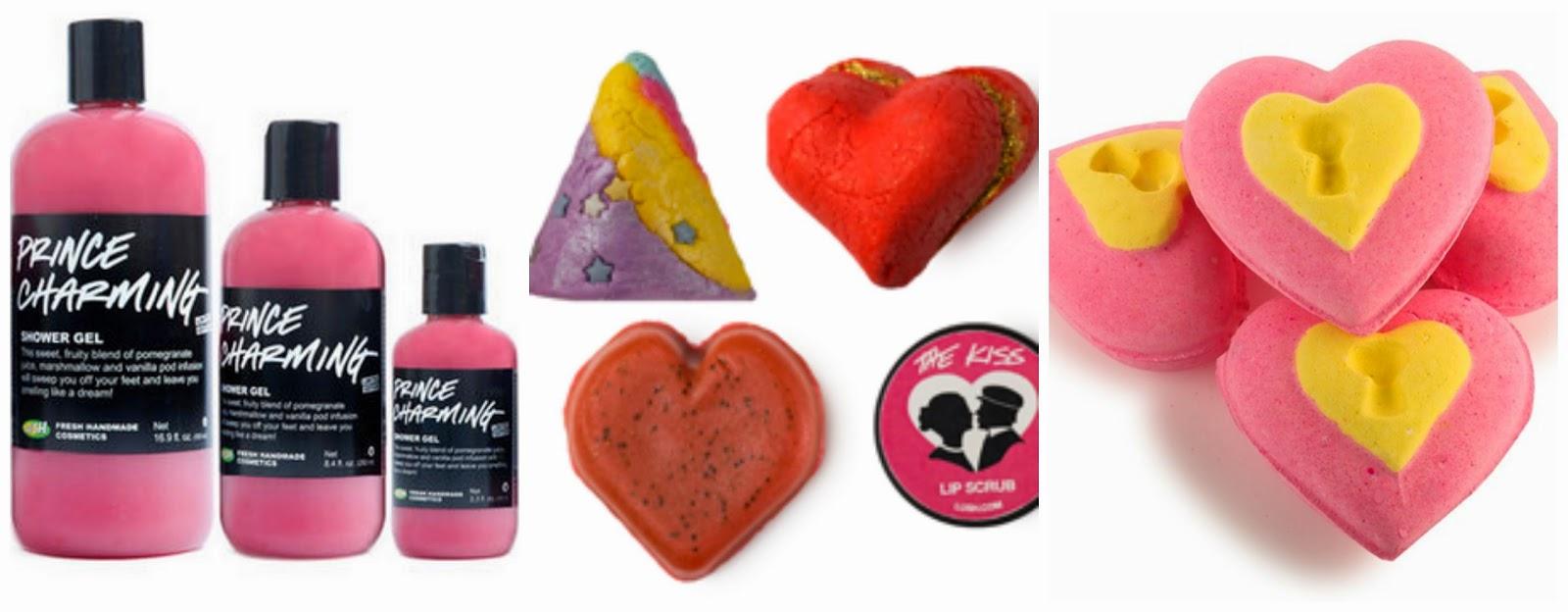Lush Valentines Day 2015