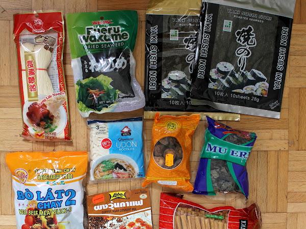 Asia-Supermarkt