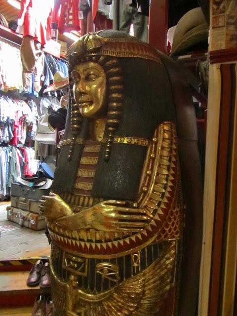 W Armstrong & Son Vintage Edinburgh Sarcophagus