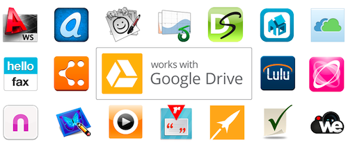 Aplikasi Chrome untuk Google Drive