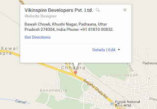 Vikinspire Developers Pvt. Ltd, Bawli Chowk, Padrauna, Kushinagar, Uttar Pradesh, 274304 Address Vikinspire Developers Pvt. Ltd, Bawli Chowk, Padrauna, Kushinagar, Uttar Pradesh, 274304