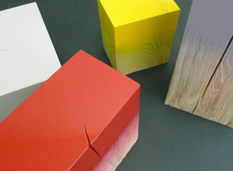 taburetes Trift Edition de Judith Seng
