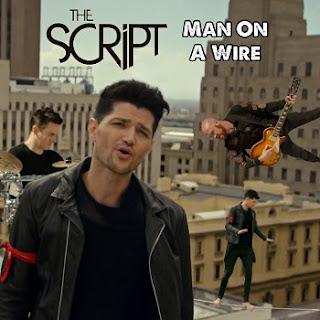 The script man on a wire lyrics