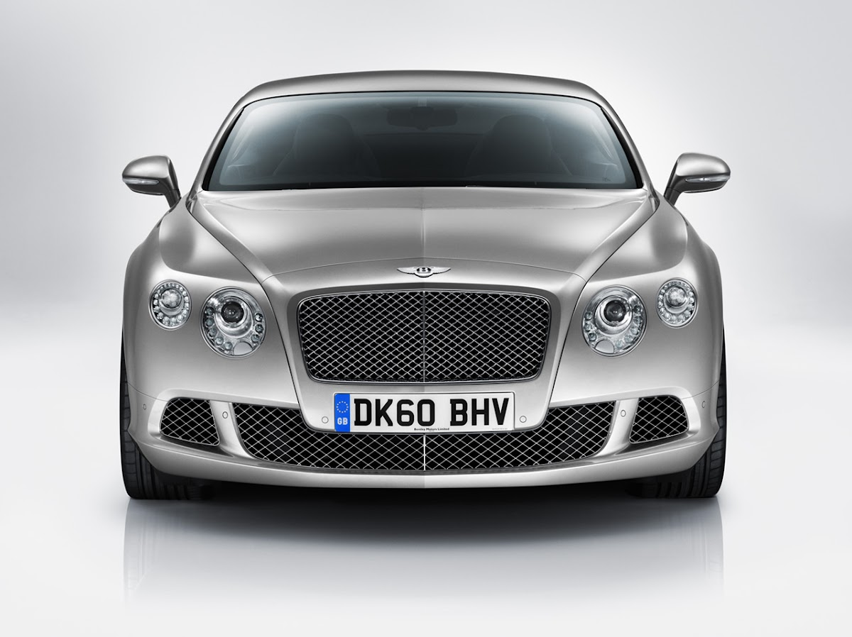 Automobile News  Bentley Continental GT Mulliner Styling