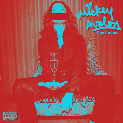 Mickey Avalon - I Get Even EP Cover