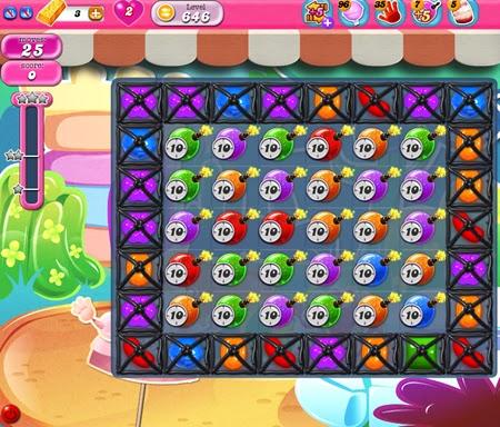 Candy Crush Saga 646