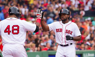 'Vanillas In The Mist', Red Sox Lose Two Leads, Fall, 8-6