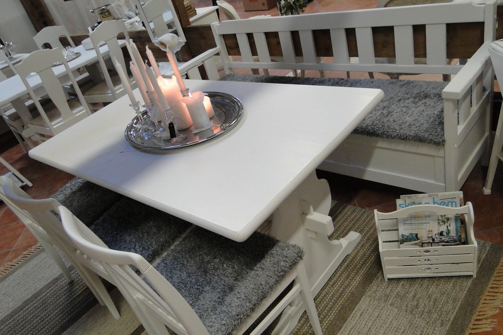 Bevara bloggen: stolar