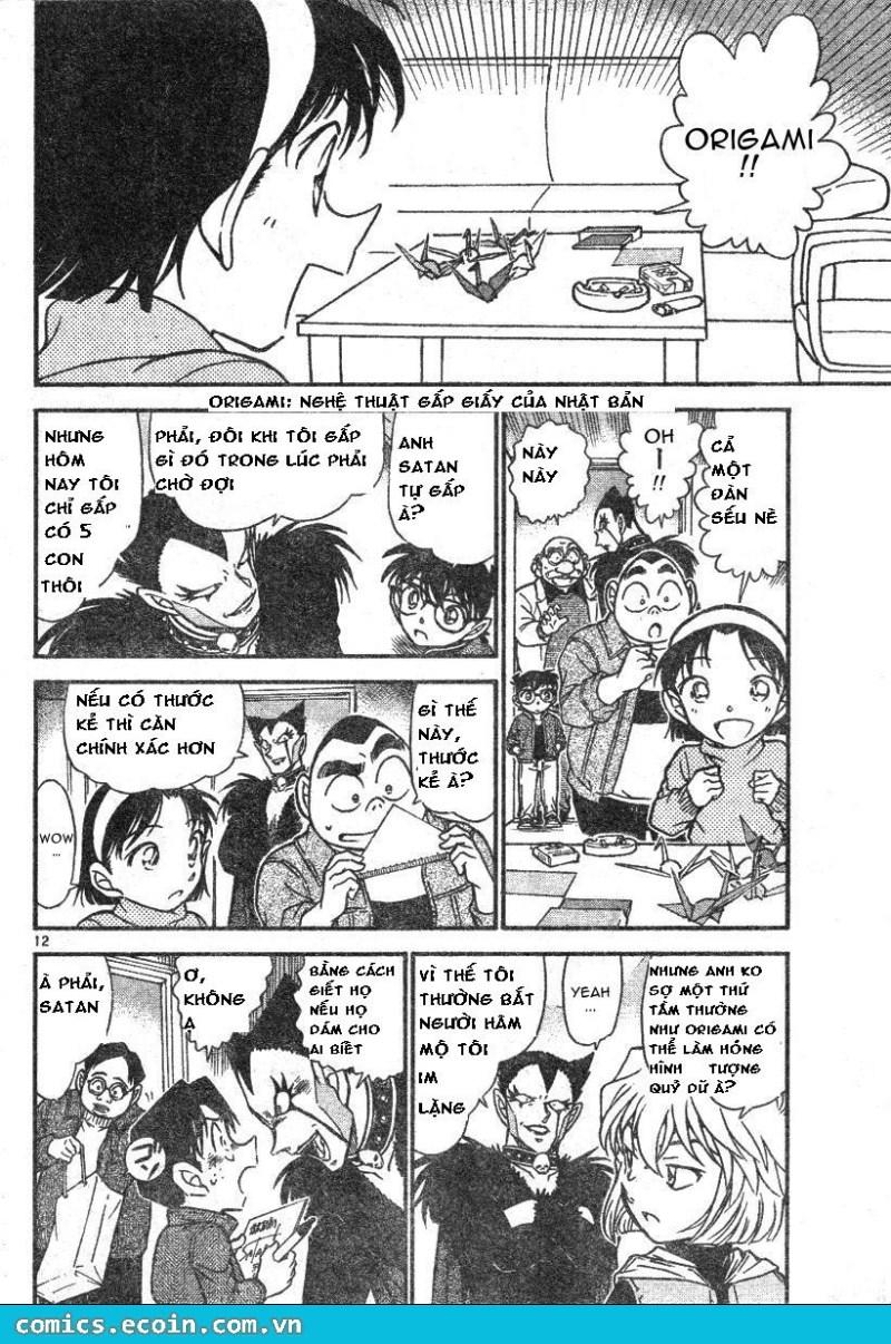 Detective Conan - Thám Tử Lừng Danh Conan chap 591 page 12 - IZTruyenTranh.com