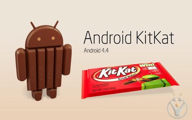 android 4.4 kitkat sistem gereksinimleri ve sensörler