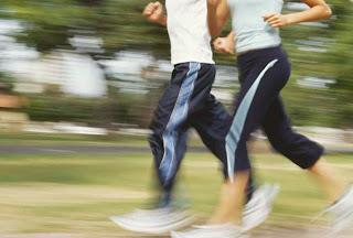 jogging track perumahan jakarta selatan