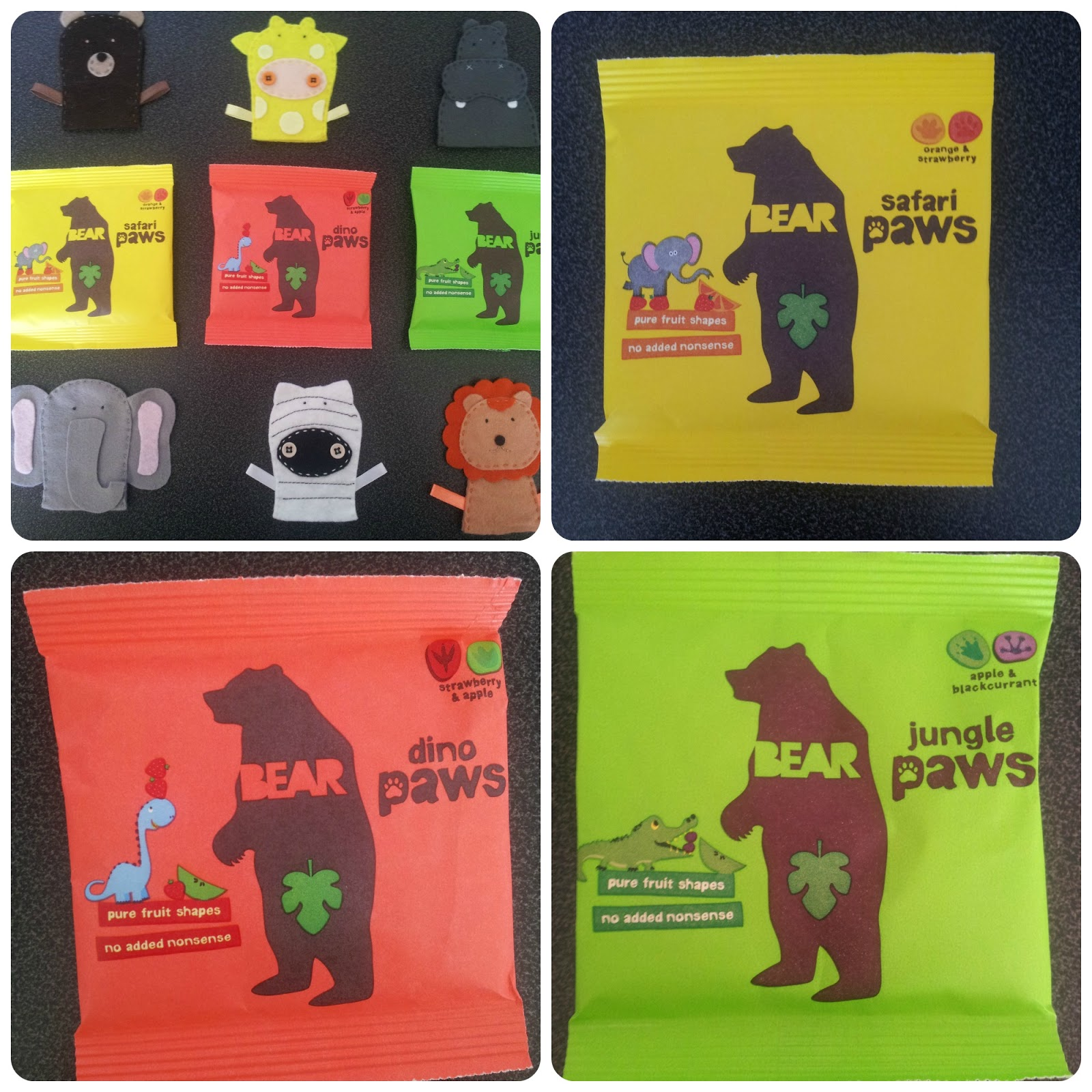 Bear Paws Collection