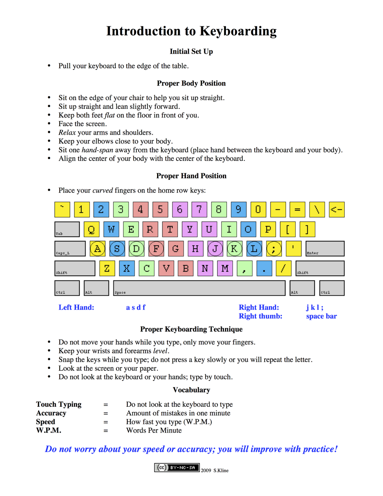 Worksheets Home Row Keys Worksheet home row keys words best key in the word 2017 touchtyping skills worksheet a v1