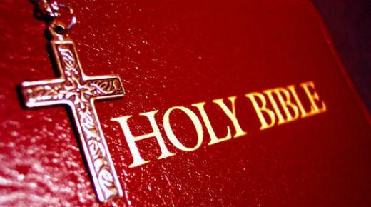 10 no muy lindos versículos de la Biblia