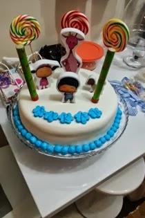 Baran'ın Pepee temalı 3 yaş doğum günü partisi