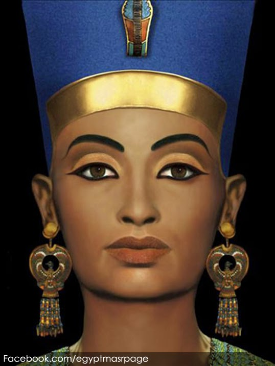nefertiti queen of egypt Amarna style art, the chief queen of akhenaten, nefertiti was more than a beautiful face, she was the leader of a religious movement that changed the religion from polytheism, to monotheism.