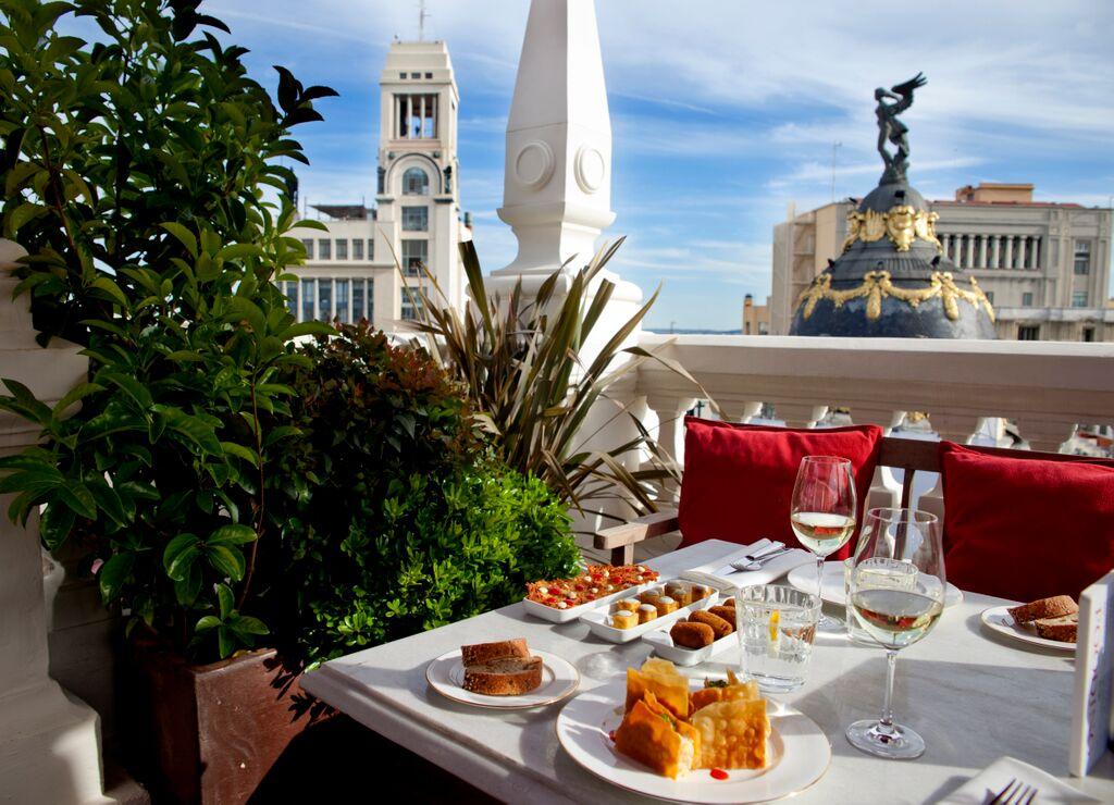 Tiempo de terraceo las mejores terrazas para disfrutar de - Terrazas romanticas madrid ...
