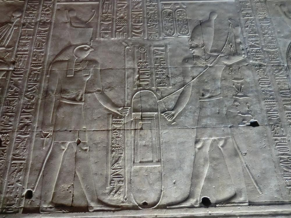 templo Horus Edfu