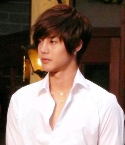 foto Kim Hyun Joong terbaru