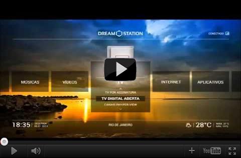 Dream Satation - Smart Tv Android