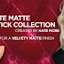 Rimmel Kate Matte Lipstick Collection