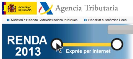 http://www.agenciatributaria.es/AEAT.internet/va_es/Renta2013.shtml
