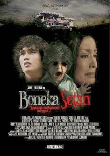 Film Terbaru Boneka Setan 2014