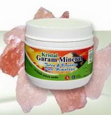 Garam Kristal Masakan