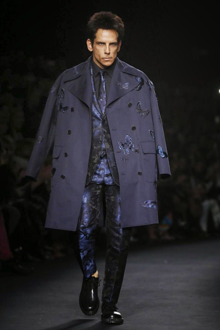Valentino, Valentino AW15, Valentino FW15, Valentino Fall Winter 2015, Valentino Autumn Winter 2015, Valentino fall, Valentino fall 2015, du dessin aux podiums, dudessinauxpodiums, zoolander Valentino, zoolander 2, owen wilson Valentino, ben stiller Valentino, derek zoolander, hansel, derek zoolander valentino, hansel valentino, zoolander paris fashion week, zoolander pfw