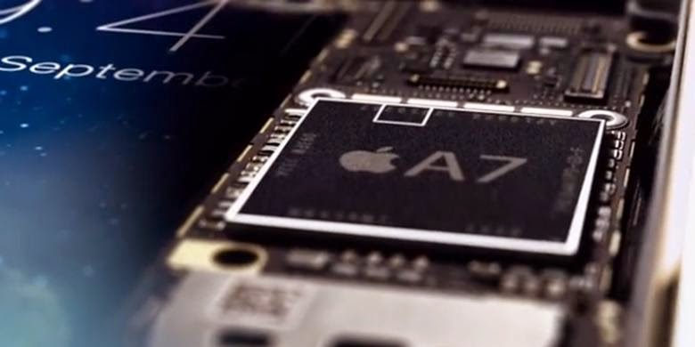 At the moment Android phones with quad-core (4 core) or more has mushroomed, Apple stuck with the two core chips for the iPhone. Circumstances that are likely to survive until the next generation iPhone which is rumored to be slid this year.