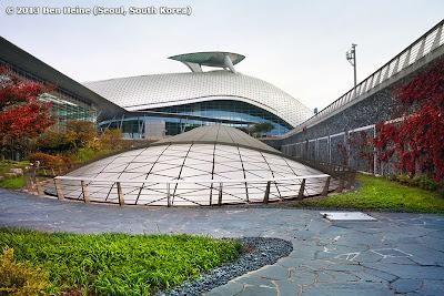 Seoul Incheon Airport - Photo by Ben Heine
