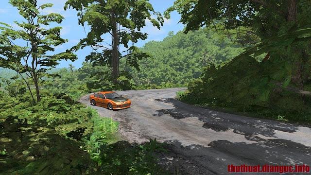 cấu hình chơi game BeamNG.drive