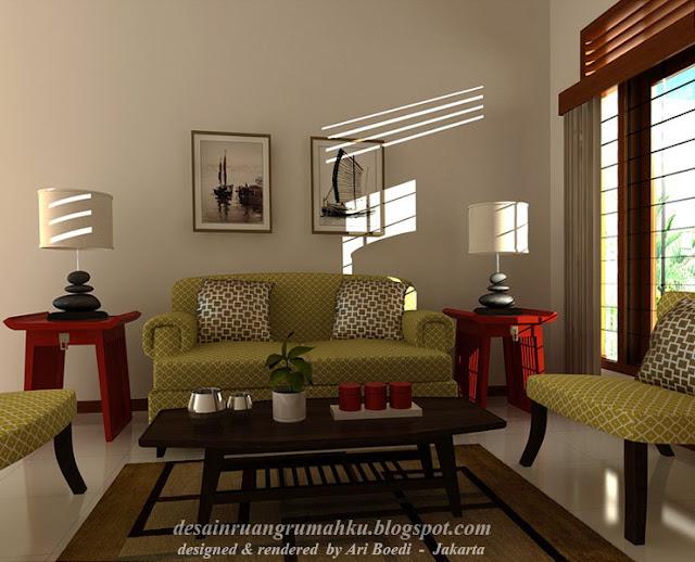 Warna Aksen Interior