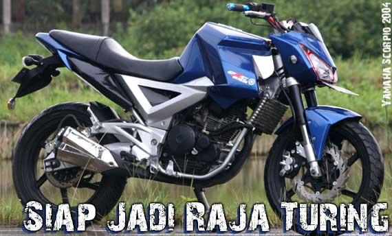 700+ Modifikasi Motor Yamaha Scorpio Z CW