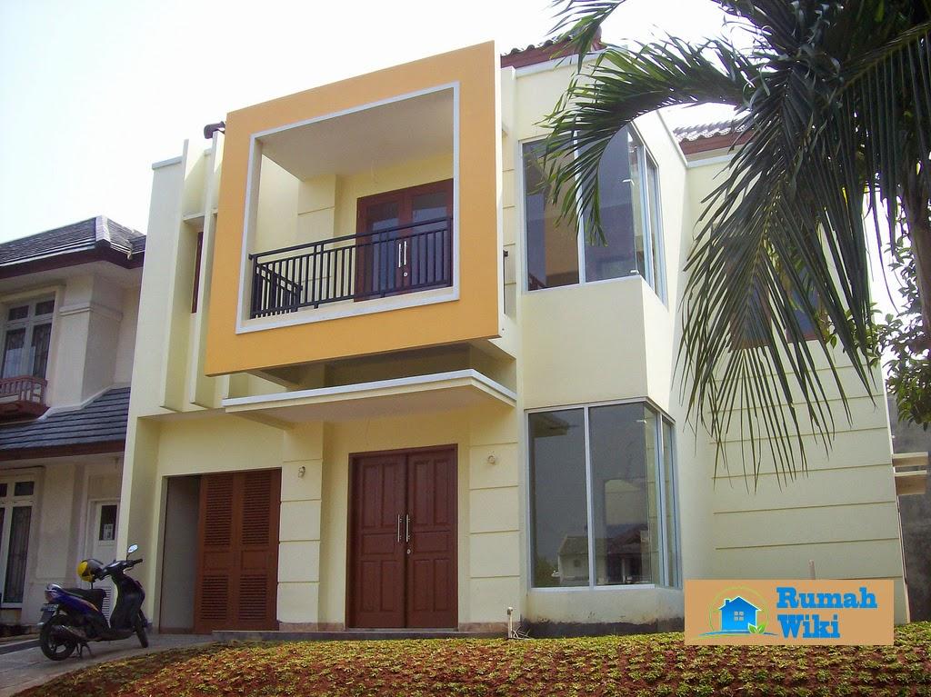 rumah minimalis tingkat 2 terbaru