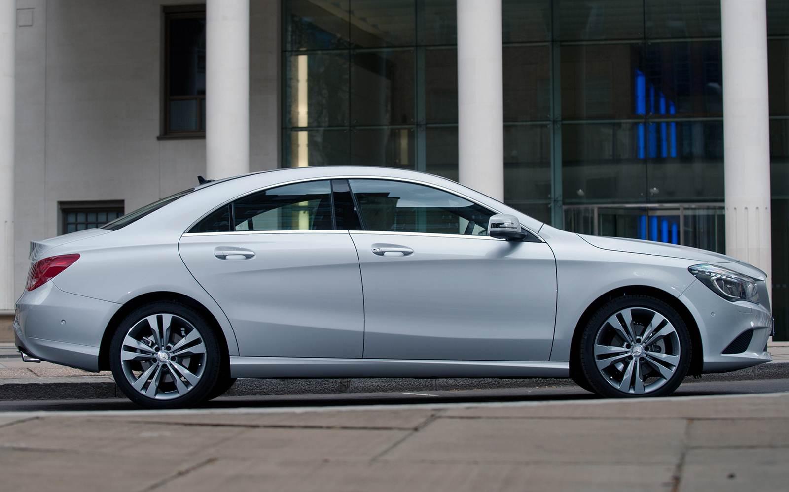 Audi A3 Sedan X Mercedes Cla Empate De Vendas Nos Eua