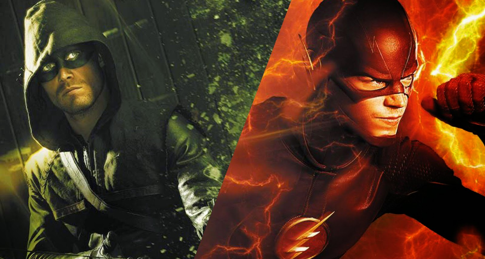 ARROW E THE FLASH, I FINALI DI META' STAGIONE PRIMA DELLA PAUSA DI NATALE