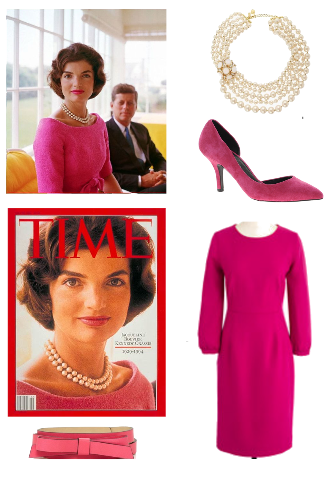 Big City Tyro Style Crush Jackie Kennedy