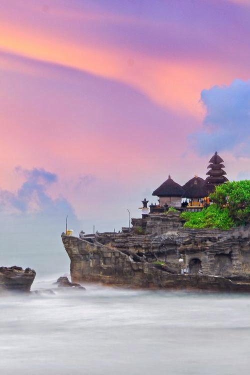 Tanah Lot Temple - Bali, Indonesia,