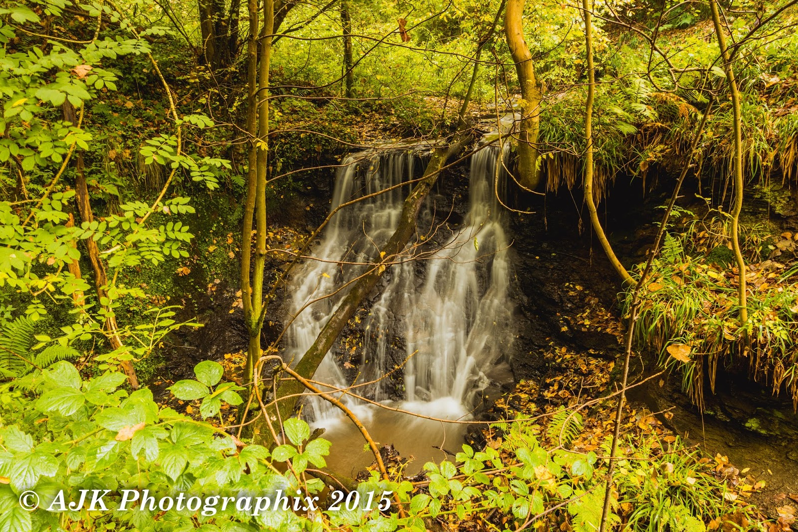 Yorkshire Waterfalls: Kildale Falls (aka